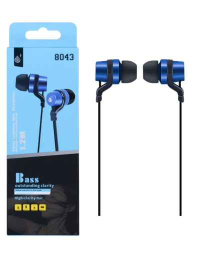 auricular basic azul
