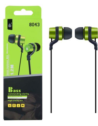 auricular basic verde
