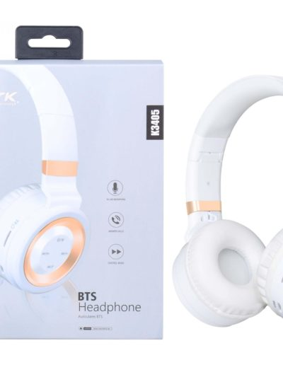 auricular bts blanco