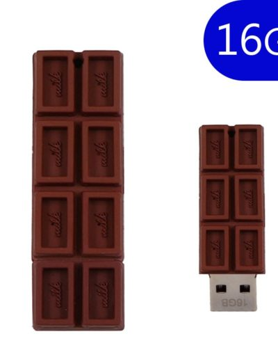 pen 16gb chocolate