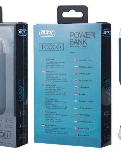 powerbank 10000 azul