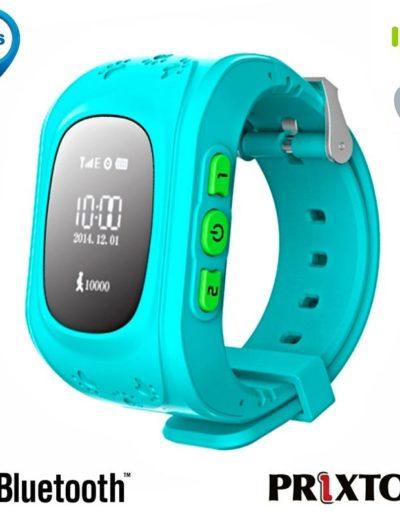 smartwatch localizador niños azul